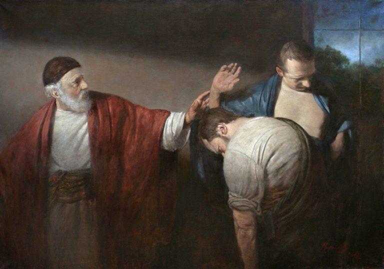 La parabole des fils envoyés à la vigne (Mt 21,28-32)
