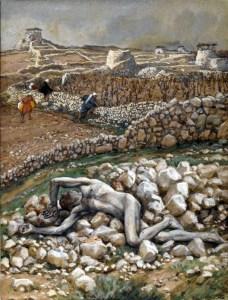 James tissot, le fils de la vigne, 1894