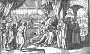 La parabole des noces (Mt 22,1-14)