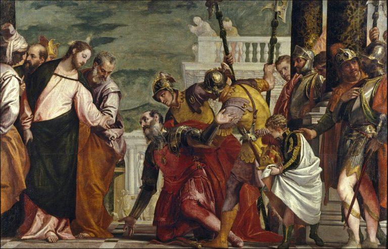 Le fonctionnaire royal et le don de la vie (Jn 4,43-54)
