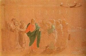 Alexander Ivanov, Le Christ et ses disciples - XIXe