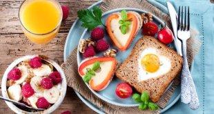 早餐吃个鸡蛋,能帮助控制体重。