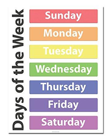 英文星期一_星期一到星期日的英文_星期一到星期天的英文_英文星期一到星期天單詞 - www.klieqi.com
