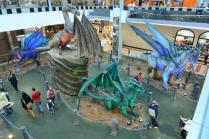 Na Era dos Dragões - Shopping Anália Franco (5)