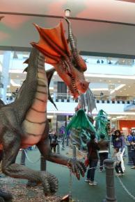 Na Era dos Dragões - Shopping Anália Franco (8)