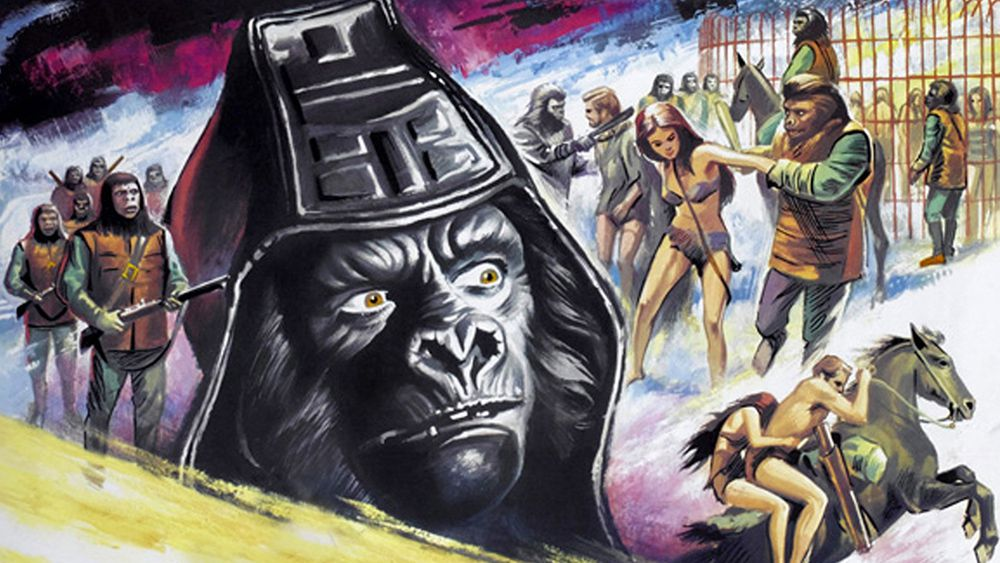 Entenda a linha do tempo de O Planeta dos Macacos – 1968 a 2017 1