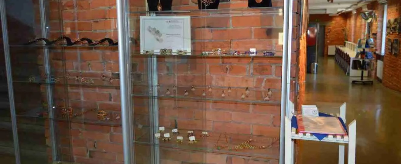 My first jewelry exhibition