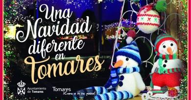 Programa de actividades de navidad de Tomares