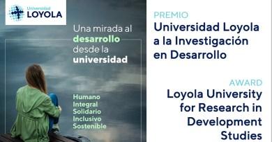II Premio Universidad de Loyola