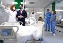 Inauguración del Hospital Militar