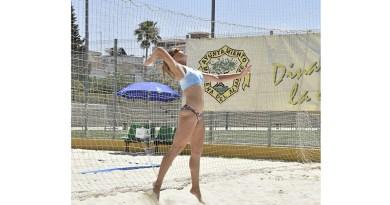 Mairena Voley Playa empieza la temporada con el torneo Circuito 2021