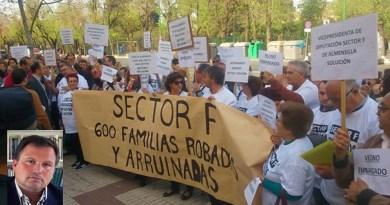 Ismael Perea alega seguía las indicaciones del extesorero del sector F de Almensilla 