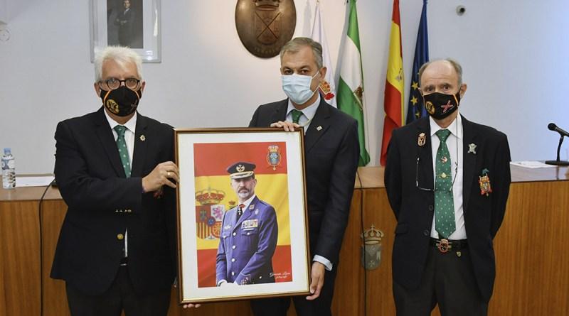 Exposición de fotografía de SM El Rey Felipe VI