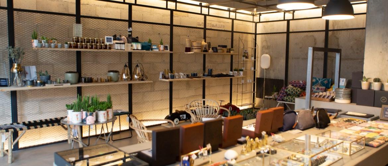 Concept-store à Bois-Colombes, sélection de produits éco-conçus et innovants pour femme, homme et enfant cadeaux déco, jouets, bijoux, plantes