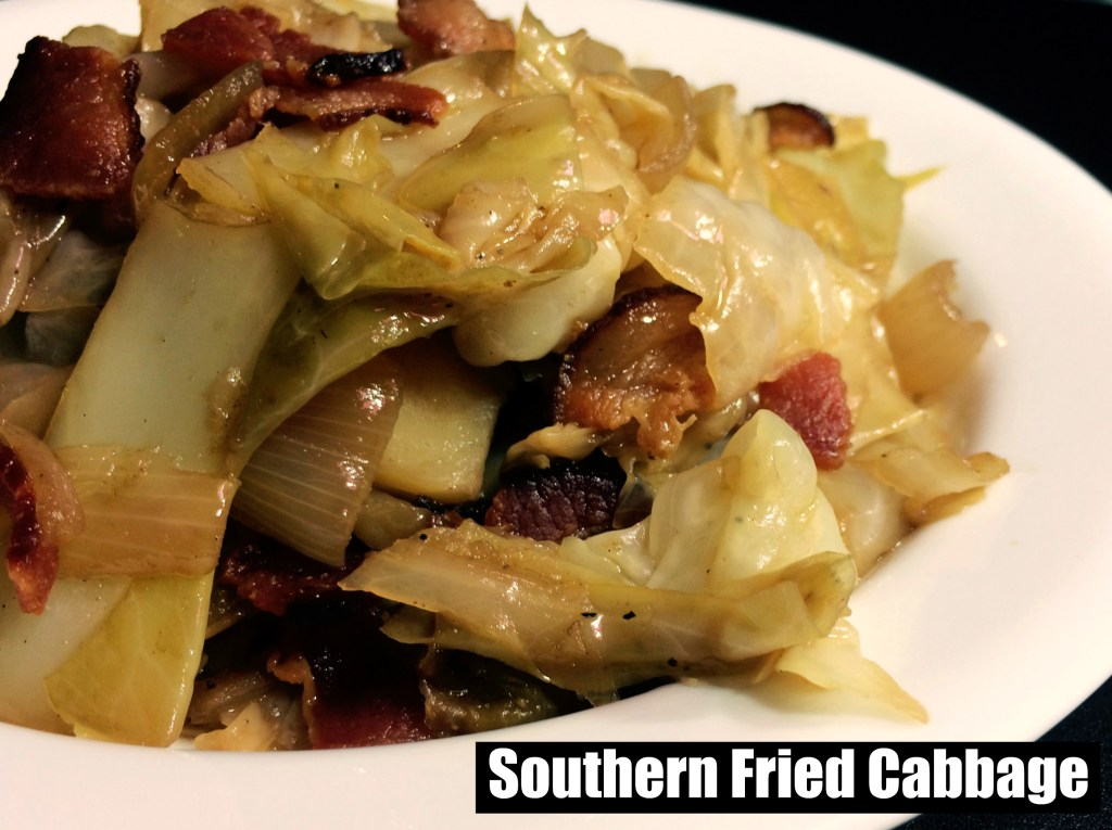 southern fried cabbage aunt bee s recipes