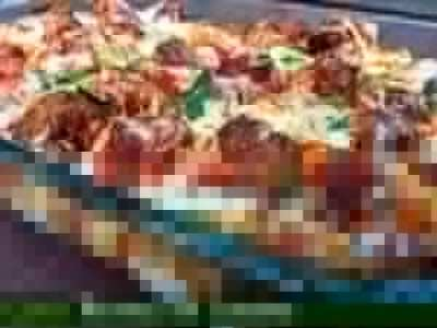 Meatball Sub Casserole | Aunt Bee's Recipes
