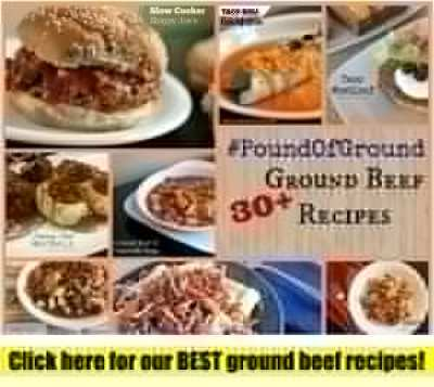 Top 50 Ground Beef Recipes