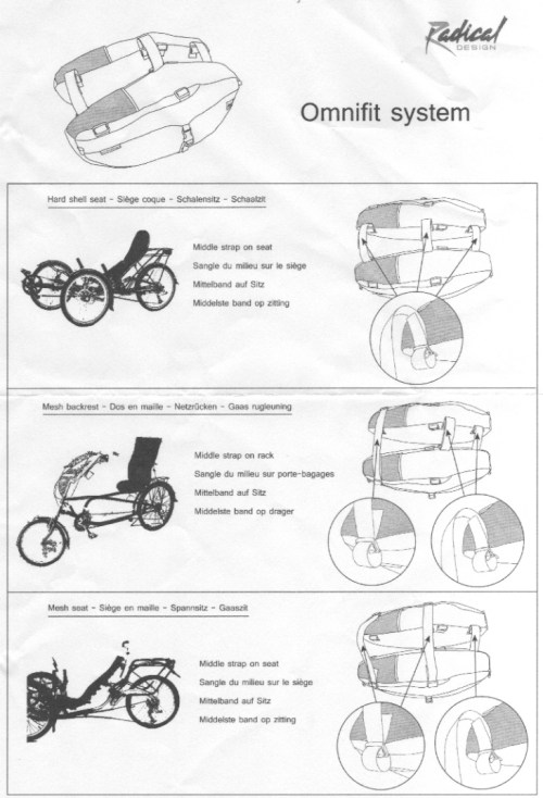 Radical Bag Instructions