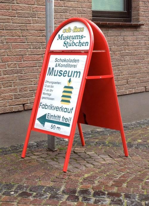 1 Schokoladen Museum