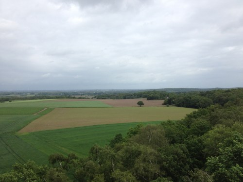 15 Sonsbeck Aussichtsturm View Xanten