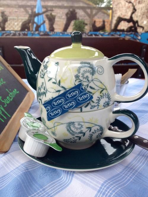 2 Tetley Tea