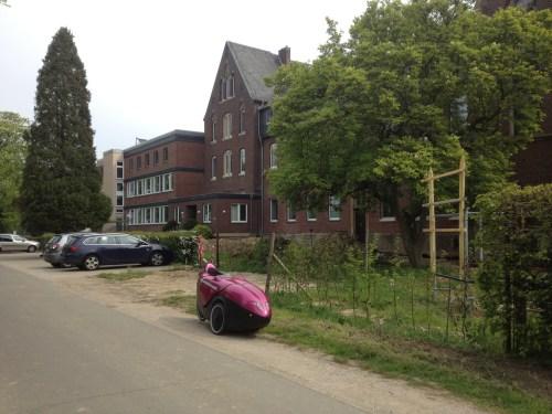 Abtei Mariendonk buildings