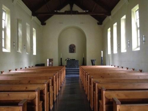 Evangelische Kirchengemeinde St Toenis Interior 1