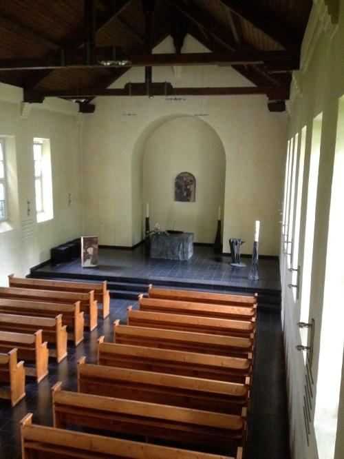 Evangelische Kirchengemeinde St Toenis Interior 2