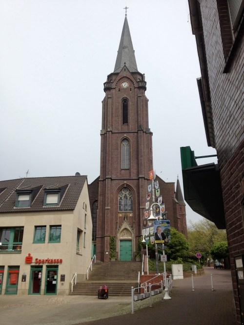Hinsbeck Catholic Church