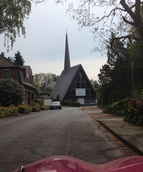 Hinsbeck Evangelische Kirche 1