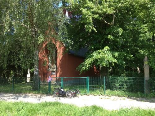 Kempener Kreuzkapelle