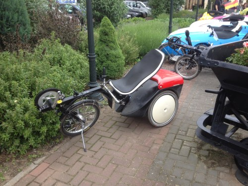 Unusual Flevobike
