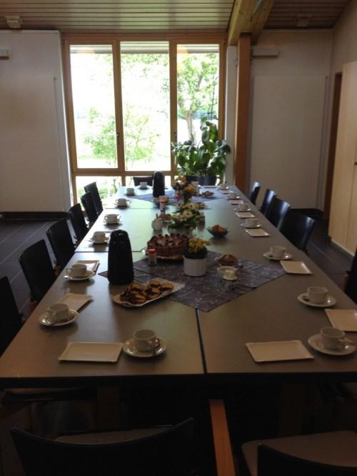 Versöhnungskirche Oedt Cake Event