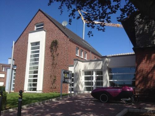 Evangelische Kirche Brueggen 1