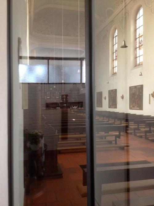 Inside Brueggen Church 1