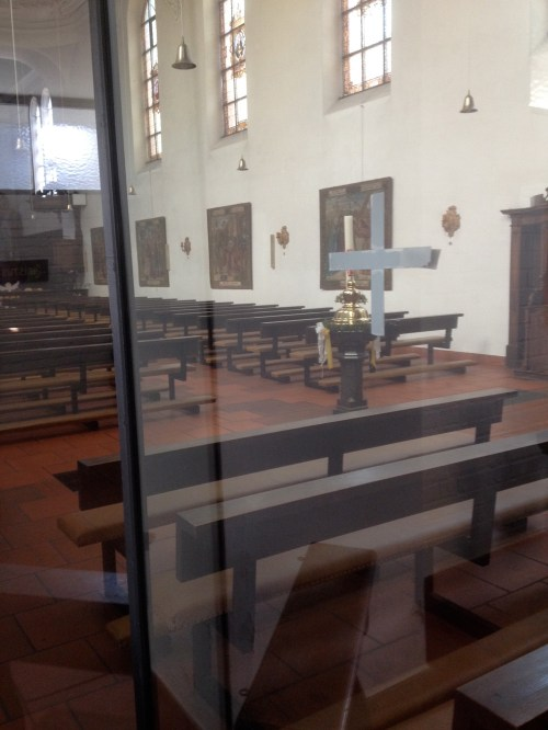 Inside Brueggen Church 2