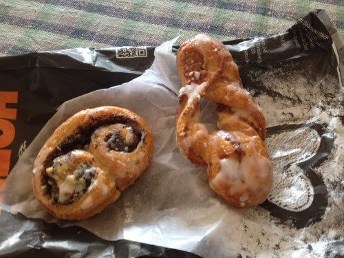 Small pastries