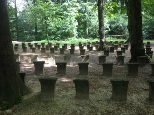 St Irmgardis Stones