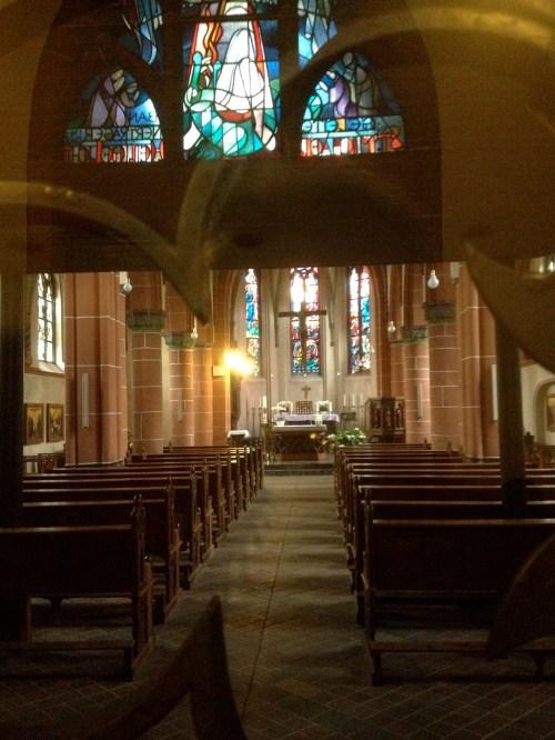 St Peter Boisheim Interior 1