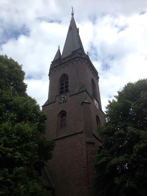 Tower of St Maria Hilfe der Christen