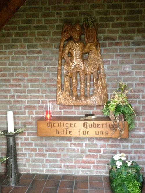 Wayside chapel St Hubertus 2