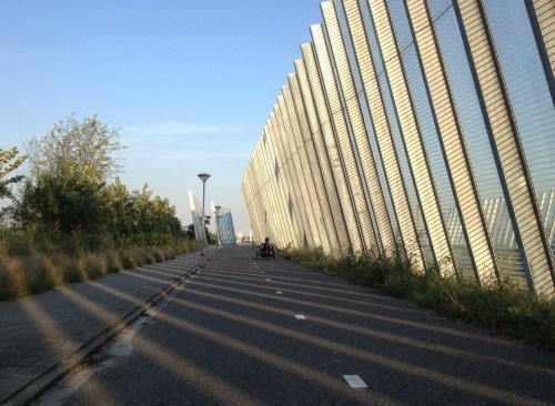 Bridge crossing at Venlo
