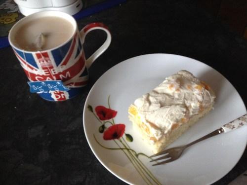 Claudia's Cake