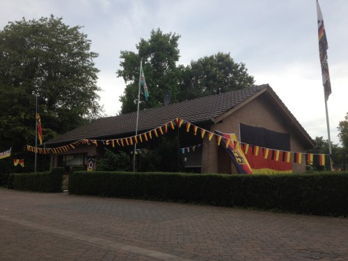 German Football Supporter House