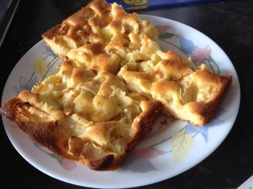 Lara's Apfelkuchen