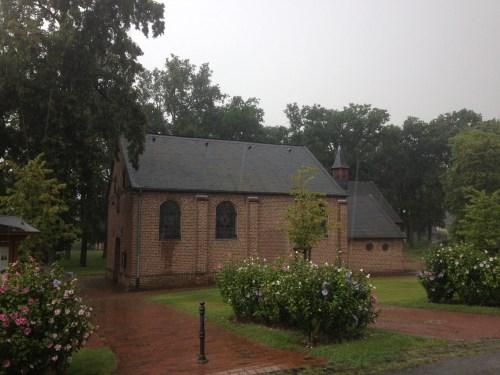Overhetfeld Kapelle St Maria an der Heiden