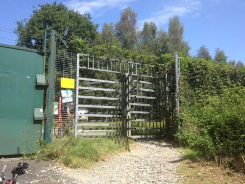 Brachter Wald Gate 1