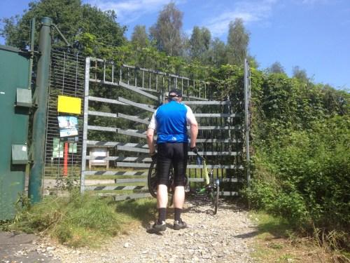 Brachter Wald Gate 2