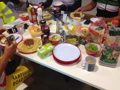 Brits' Breakfast
