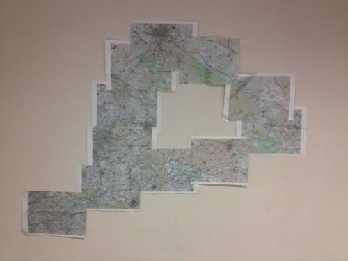 HBK Map